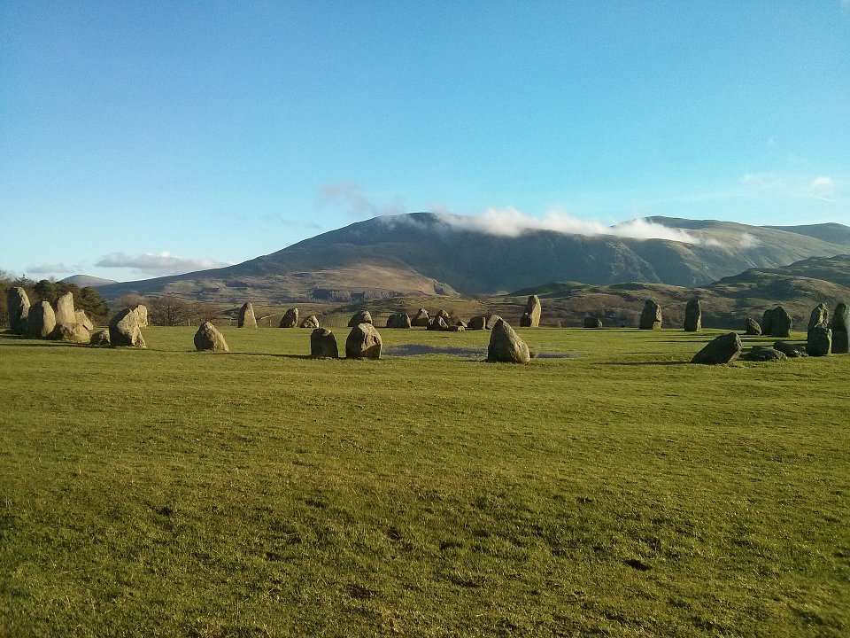 Castlerigg Stone Circle (about 5 miles)